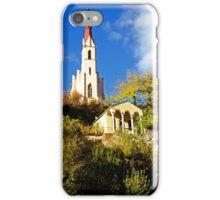 Marain Shrine Locherboden iPhone Case/Skin