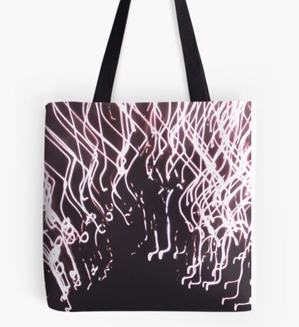 Electric Ave Tote Bag