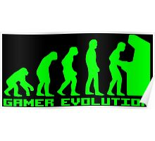 Gamer Evolution Poster