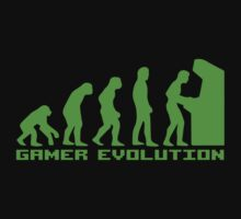 Gamer Evolution by maniacreations