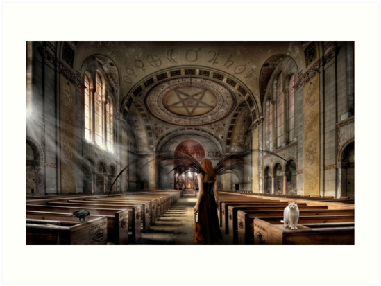 Church of Transfiguration by Cliff Vestergaard