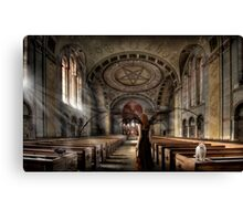 Church of Transfiguration Canvas Print