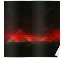 Geometric Pattern 1 Poster