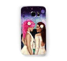 White Gardenia  Samsung Galaxy Case/Skin