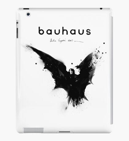 Bela Lugosi's Dead - Bauhaus iPad Case/Skin