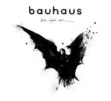Bela Lugosi's Dead - Bauhaus Photographic Print