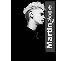 Depeche Mode : 90's Martin Gore Digitalpaint Photographic Print