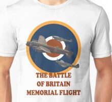 The Battle of Britain Memorial Flight Tee Shirt 1 Unisex T-Shirt
