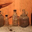 Old Bottles 2 by marybedy