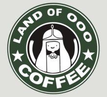 COFFEE: LAND OF OOO T-Shirt