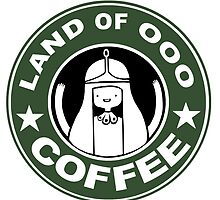 COFFEE: LAND OF OOO by iumba