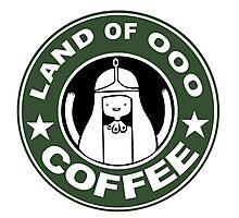 COFFEE: LAND OF OOO Photographic Print