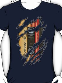 Awesome transparent mix cassette tape volume 1 T-Shirt