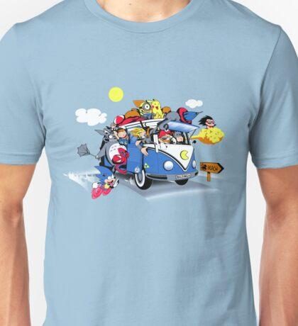 Summer Van T-Shirt