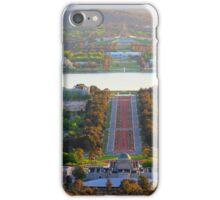 Bush Capital - Spring Green iPhone Case/Skin