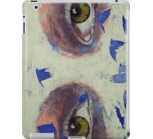 The Crow is My Only Friend iPad Case/Skin