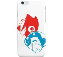 X & Zero iPhone Case/Skin