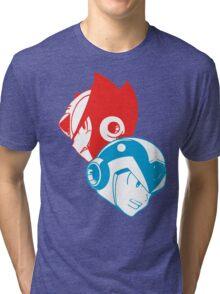 X & Zero Tri-blend T-Shirt