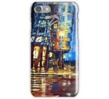 Prague Dancing House  iPhone Case/Skin