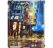 Prague Dancing House  iPad Case/Skin