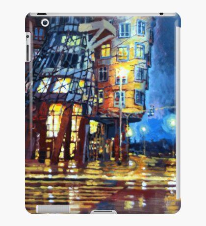 Prague Dancing House  iPad Case/Skin