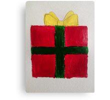 Present for Christmas Canvas Print