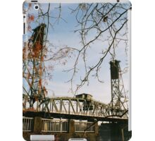 Hawthorne Bridge 1 - Portland, Oregon  iPad Case/Skin