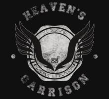 heaven's garrison (light print) by mostly10