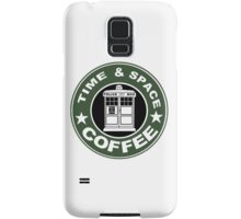 COFFEE: TIME AND SPACE Samsung Galaxy Case/Skin