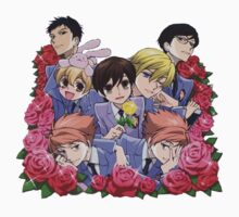 Ouran Highschool Host Club by crazyfangirl97