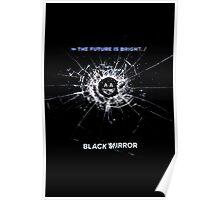 black mirror the future is bright Poster
