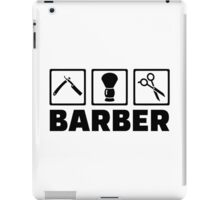 Barber iPad Case/Skin
