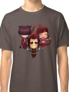 Femme Fatale Classic T-Shirt