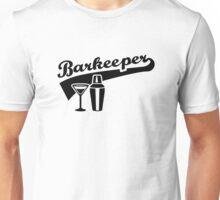 Barkeeper bartender Unisex T-Shirt