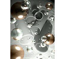 Shampoo and Set Photographic Print