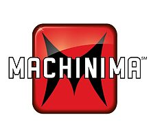 Machimia Logo  by uglyteacher