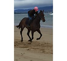 A Gentle Gallop Photographic Print