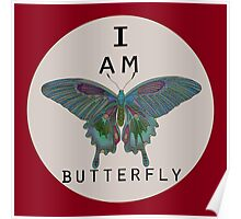 i am butterfly 2 Poster
