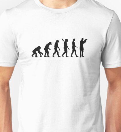 Evolution barkeeper bartender Unisex T-Shirt