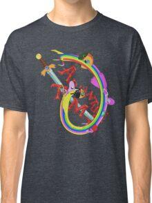 Adventure Time Mash Classic T-Shirt