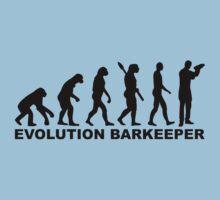 Evolution barkeeper Kids Tee
