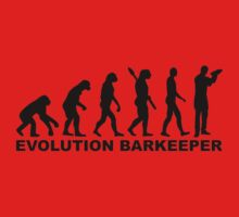 Evolution barkeeper Kids Tee