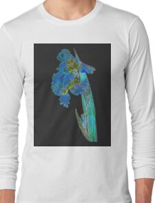 Iris Delight Long Sleeve T-Shirt