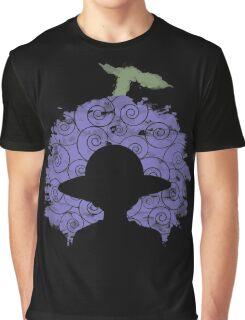Gum-Gum Fruit Graphic T-Shirt