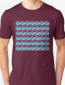 geometric pattern in aztec style T-Shirt