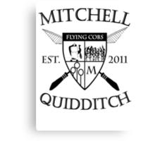Mitchell Quidditch Team Canvas Print