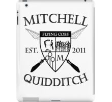 Mitchell Quidditch Team iPad Case/Skin