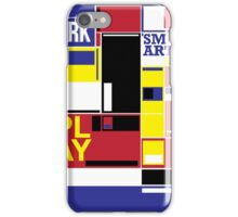 work and play smart iPhone Case/Skin