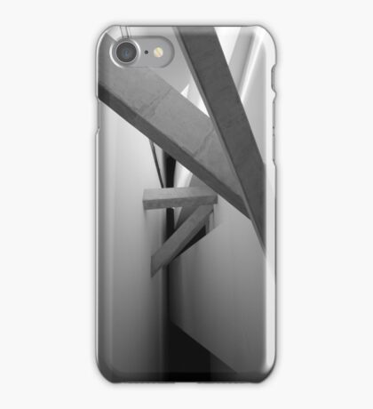 Concrete Matrix iPhone Case/Skin