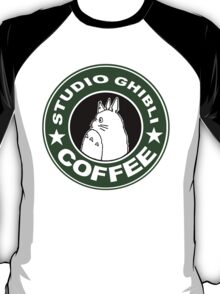 COFFEE: STUDIO GHIBLI T-Shirt